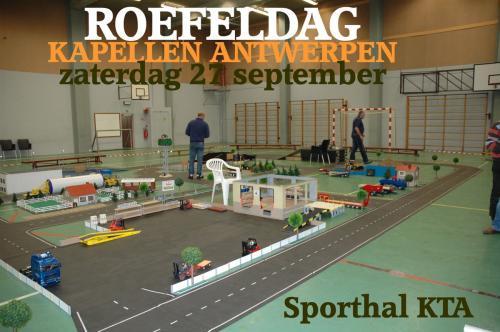 2014 Roefeldag