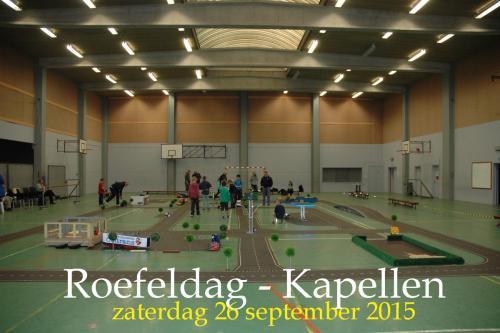 2015 Roefeldag