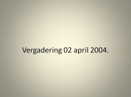 Stukken 2004(10)