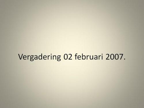Stukken 2007(04)