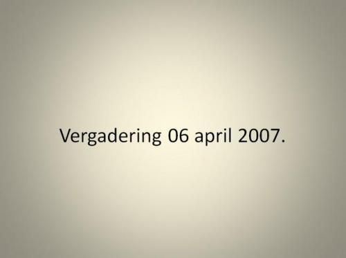 Stukken 2007(21)