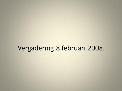Stukken 2008(10)