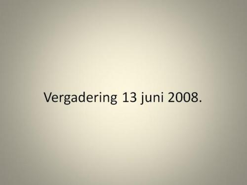 Stukken 2008(40)