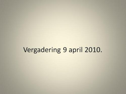 Stukken 2010(12)