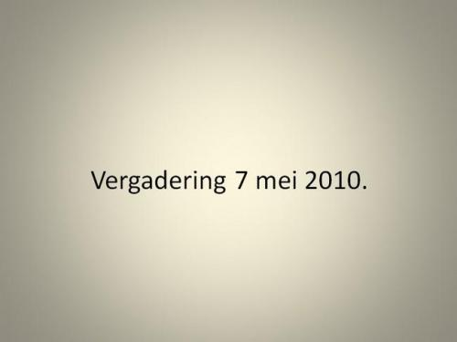 Stukken 2010(27)