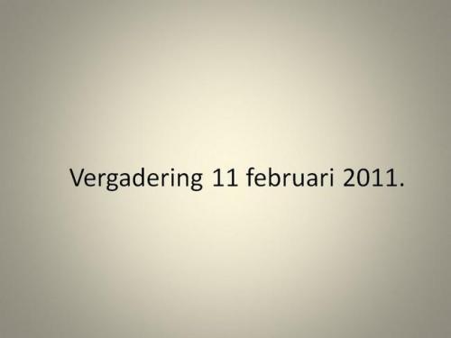 Stukken 2011(10)