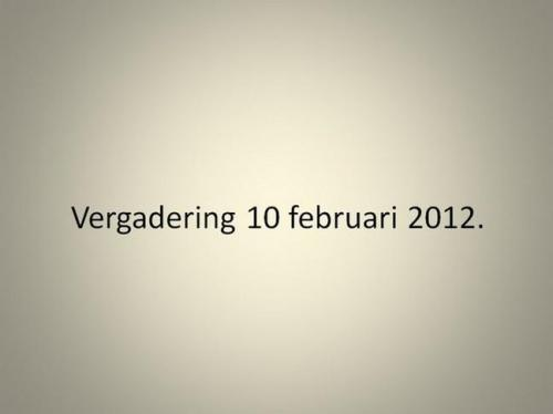 Stukken 2012(11)
