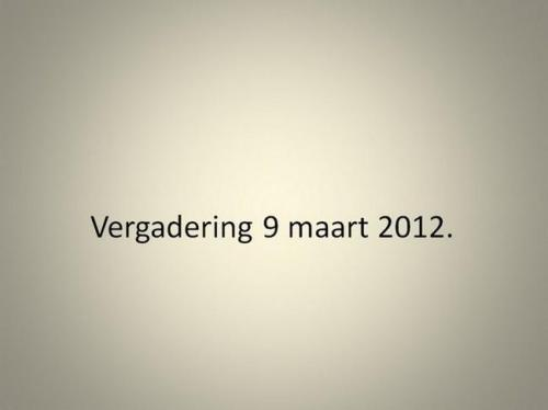 Stukken 2012(18)
