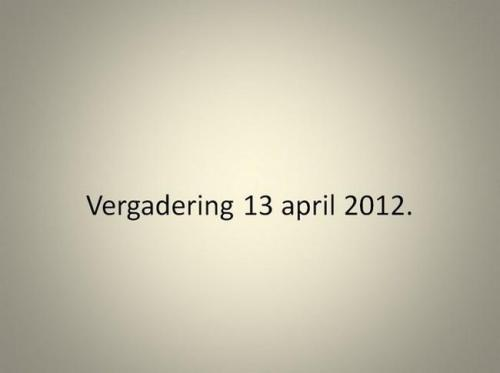 Stukken 2012(28)
