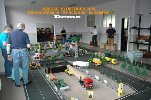 2014 Demo Schrans