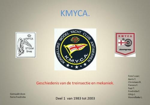 Geschiedenis v/d Treinsectie - 1983 - 1992