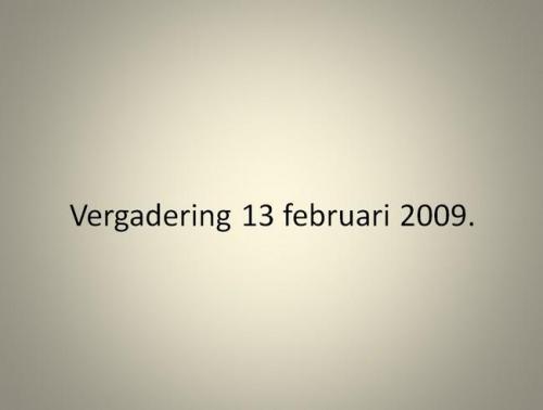 Stukken 2009(10)