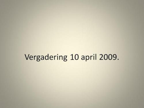 Stukken 2009(24)